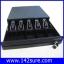 CSD007 ลิ้นชักเก็บเงิน เครื่องเก็บเงิน Cash drawer CD-100 (5 ช่องธนบัตร 5ช่องเหรียญ) ยี่ห้อ POSECURE รุ่น CD-100 thumbnail 1