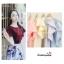 เสื้อผ้าแฟชั่นสวยๆ เสื้อทำงาน ทรงแขนกลีบบัว สีชมพู ผ้าฮานาโกะ แบบสวยหวานๆสไตล์เกาหลี thumbnail 6