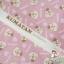 ผ้าคอตตอนญี่ปุ่น ลาย หมี Kumatan สีชมพูหวาน เนื้อดีลายน่ารักมากค่ะ thumbnail 3