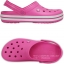M4/W6 (23.5 cm.) : Crocband Clog - Party Pink ของแท้ Outlet ไทยและอเมริกา thumbnail 2