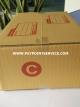 กล่องไปรษณีย์ฝาชน เบอร์C (ค) ขนาด20x30x11 เซนติเมตร