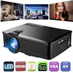 ฟรี! Android TV Box @__@ คุ้มเว่อร์! แรงส์เกินราคา.Led mini Projector GP50 Plus 1500 Lumens Multimedia HDMI VGA SD USB AV สนใจสอบถาม คุณกิ่ง 0955397446