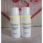 Freshel ex moisture lotion 7ml. + ex moisture emulsion 7 ml. (ขนาดทดลอง)