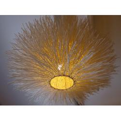 โคมไฟหวายแบบแขวนเพดาน Rattan Ceiling Lamp (RCL008)