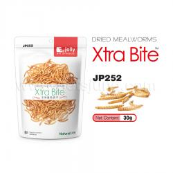 JP252 Jolly - Dried Mealworms หนอนนกอบแห้ง (30g.)