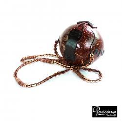 Coconut Shell Shoulder Bag (กระเป๋ากะลามะพร้าว)