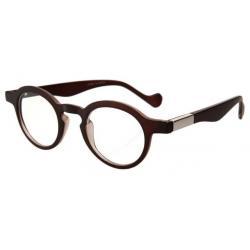 กรอบแว่นตาแฟชั่น เรโทร วินเทจ แบบกลมเล็ก (ดำเงา กระเงา ดำด้าน น้ำตาลด้าน กระเหลือง)