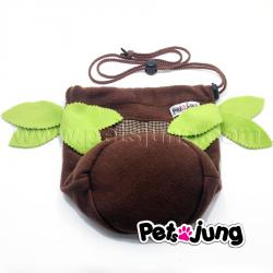 PJ-BON002-JG PetsJunG - Bonding Pouches Jungle set ถุงหูรูด