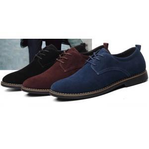 3สี!!รองเท้าหุ้มส้น รองเท้าคัทชู หนังแท้เย็บ แฟชั่น C19 ดำ น้ำตาล น้ำเงิน เบอร์ 38-45