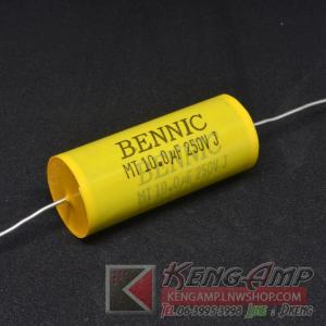 MT 10uF/250V BENNIC