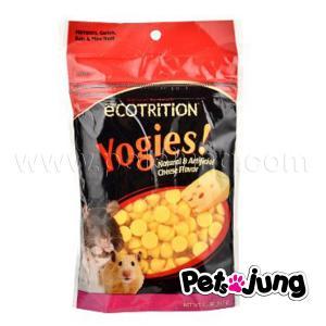 [พร้อมส่ง 28/10/2017] Yogies - Yogurt drops Cheese Flavor โยเกิร์ตดรอป รสชีส (14g./3.5oz.)