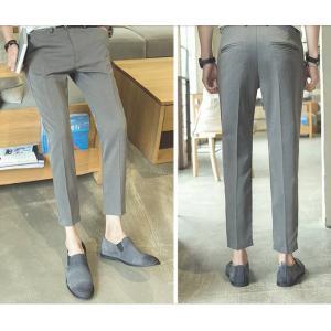 กางเกงทำงานลำลอง 5ส่วน สลิมใส่สบาย เอว No.28- -34 เทา ดำ น้ำเงิน