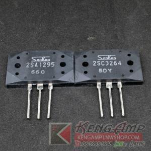 2SA1295 + 2SC3264 Sanken