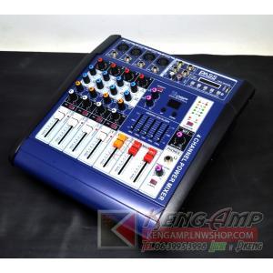 Power Mixer PASS PMX-404USB