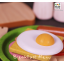 ของเล่นไม้ ของเล่นเด็ก ของเล่นเสริมพัฒนาการ Breakfast Menu ชุดอาหารเช้าสำหรับเด็ก 2 ปี [ส่งฟรี] thumbnail 2