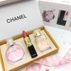 เซตน้ำหอม + ลิปสติก Chanel 3in1 (มิลเลอร์) ราคาปลีก 250 บาท / ราคาส่ง 200 บาท