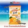 สบู่ส้มสด Fresh Orange Soap ราคาปลีก 40 บาท / ราคาส่ง 32 บาท