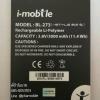 แบตเตอรี่ ไอโมบาย i-style 812 4G (BL-273)