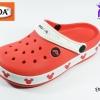 รองเท้าหัวปิด ADDA Mickey Mouse แอดด๊ามิกกี้เมาส์ รหัส 52705 สีแดง เบอร์ 4-6