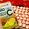Aura (ออร่า) วิตามินซี 1,000 ไบโอซี หน้าใส สุขภาพดี มีออร่า ราคาปลีก 150 บาท / ราคาส่ง 120 บาท