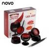 ์Novo Red Wine Lipstick ลิปแก้วไวน์ 1 เซต 2 สี ราคาปลีก 120 บาท / ราคาส่ง 96 บาท