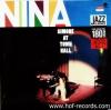 Nina Simone - At Town Hall 1Lp N.