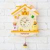 พร้อมส่ง :: นาฬิกาแขวนผนัง Pompompurin