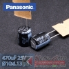 (10pcs) 470uF 25V Panasonic