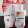 Acne Aid Liquid Cleanser 100mL แอคเน่ เอด สบู่เหลวล้างหน้า สำหรับผิวมัน แพ็ค X 3 ขวด ขายดี !!!