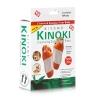 Kinoki Detox Foot Pad แผ่นแปะเท้าดูดสารพิษ ราคาปลีก 60 บาท / ราคาส่ง 48 บาท