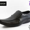 รองเท้าคัทชู DESIGN ดีไซน์ รหัส BZ517 สีดำ เบอร 41,45