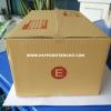 กล่องไปรษณีย์ฝาชน เบอร์E (จ) ขนาด24x40x17 เซนติเมตร