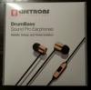 หูฟัง LIFETRONS DrumBass™ Sound Pro Earphones Metallic Design and Noise Isolation