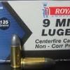 ลูกกระสุน 9มม. LRN Royal