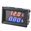 LED Panel Meter DC0-100V 10A