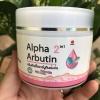 Alpha Arbutin 2in1 ครีมหัวเชื้ออาร์บูตินเข้มข้น ราคาปลีก 100 บาท / ราคาส่ง 80 บาท