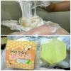 Honey Snail Soap สบู่น้ำผึ้งผสมเมือกหอยทาก ราคาปลีก 39 บาท / ราคาส่ง ทักไลน์ @itemhit