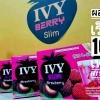 IVY Slim Strawberry ไอวี่ สลิม รสสตรอเบอรี่ ราคาปลีก 100 บาท / ราคาส่ง 80 บาท