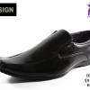 รองเท้าคัทชู DESIGN ดีไซน์ รหัส ZM542 สีดำ เบอร 39-44