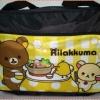 กระเป๋าเดินทางริคุมะ สีดำ ลายที่ 1