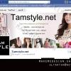 ผลงานออกแบบแฟนเพจเว็บ Tamstyle.net จำหน่าย เสื้อผ้าแฟชั่นเกาหลีพร้อมส่ง สนใจ ออกแบบ แฟนเพจติดต่อ 085-022-4266