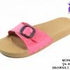 รองเท้าแตะ Monobo Jello โมโนโบ้ รุ่น เจลโล่ สวม สีชมพู เบอร์ 5-8