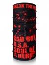 ผ้าโพกหัว ผ้าบัฟฟ์ ลาย BAD BOY USA TB315
