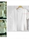 พร้อมส่งค่ะ เสื้อแฟชั่นผ้าฮานาโกะ สีขาว จีบเอว เข้ารูป ทรงสวย พับแขนเก๋ๆ แบบสวยเรียบหรู