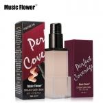 Music flower Dream satin skin BB Cream รองพื้นฝาม่วง ขวดเหลี่ยม ราคาปลีก 120 บาท / ราคาส่ง 96 บาท