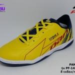 PAN VYRUS 4 แพน ไวรัส 4 รหัส PF14K6 สีเหลือง/กรมฟ้า เบอร์ 39-44
