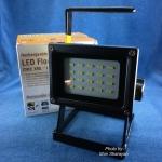 ไฟพกพา Rechargeable LED Flood Light 30W แสงสีขาว
