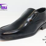 รองเท้าคัทชู MNJ เอ็มเอ็นเจ รหัส YY8828 สีดำ เบอร์ 36-40