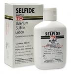 Selfide 60 ml - แชมพูกำจัดรังแค 60 มล.