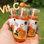 Serum Vit C เซรั่มวิตซี โสมควีน By White Perfect ราคาปลีก 45 บาท / ราคาส่ง36 บาท